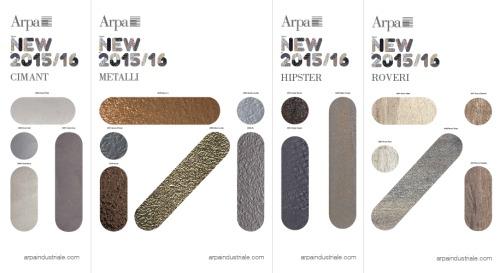 Новинки пластиков ARPA